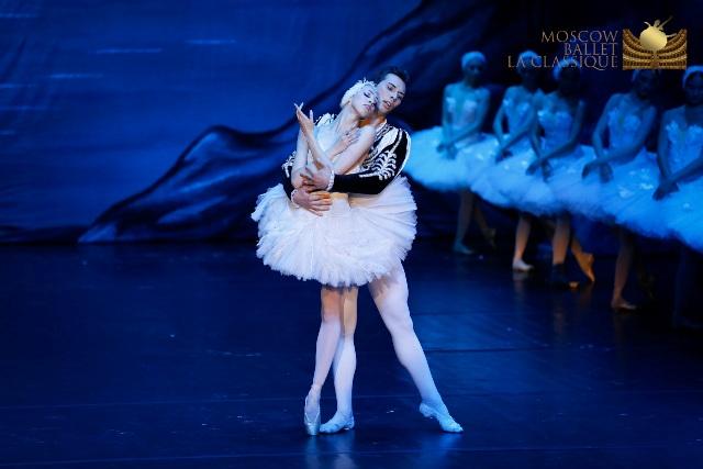 Il Lago dei Gigni, il grande Balletto di Mosca al Teatro dei Rinnovati di Siena