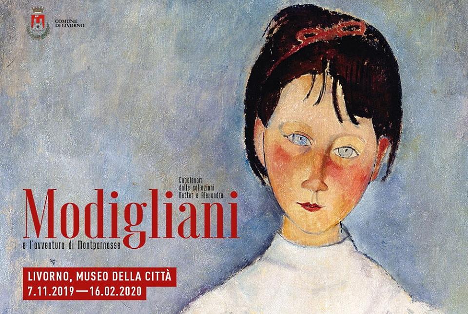 Modigliani e l'avventura di Montparnasse Capolavori dalle collezioni Netter e Alexandre al Museo della Città