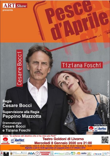 Pesce D'Aprile Ictus: lo scherzo del destino che ci ha reso più Forti al Teatro Goldoni