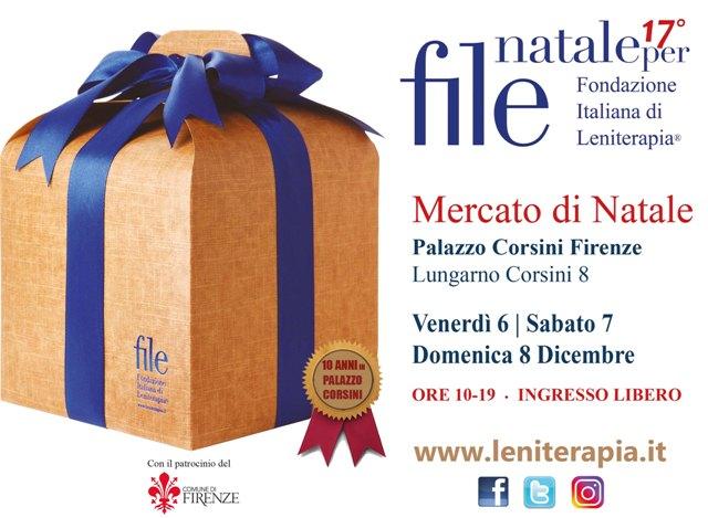 Il Mercato di Natale all'insegna della solidarietà, Nataleperfile a Palazzo Corsini