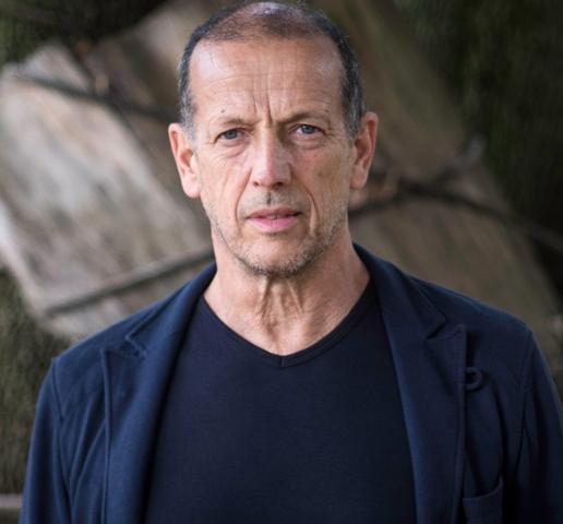 Frollo con Marco Baliani al Quaranthana