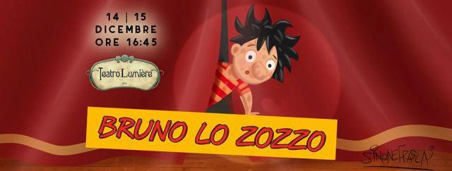 Bruno Lo Zozzo al Teatro Lumiére