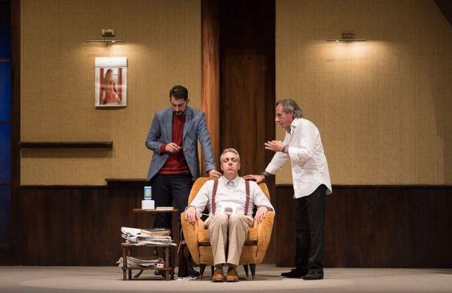 La Cena dei Cretini con Nino Formicola e Max Pisu al Teatro Verdi di Montecatini