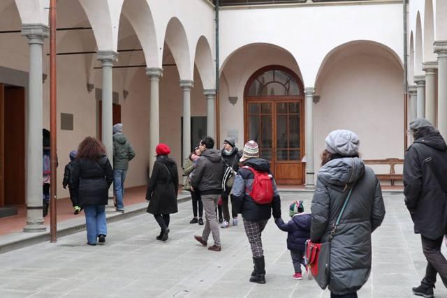 Open day al Museo degli Innocenti fra laboratori, visite guidate e apertura gratuita dei cortili monumentali