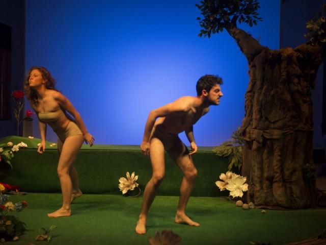 Torna Teatro di Confine per grandi e piccini si inizia con il Diario di Adamo e Eva