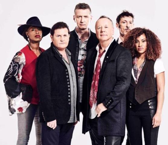 Simple Minds al Pistoia Blues Festival