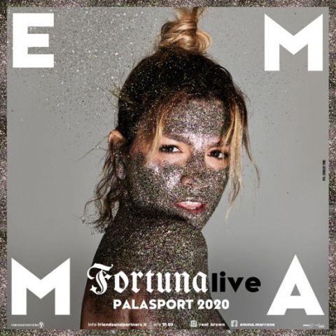 Emma Fortuna in concerto al Nelson Mandela Forum
