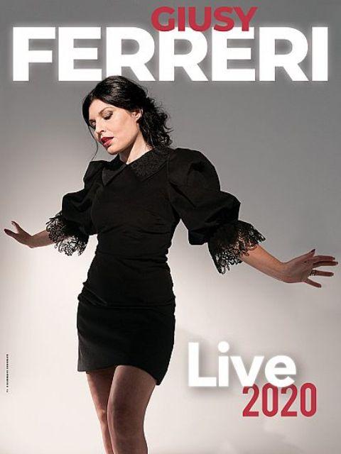 Giusy Ferreri in concerto al Viper Club