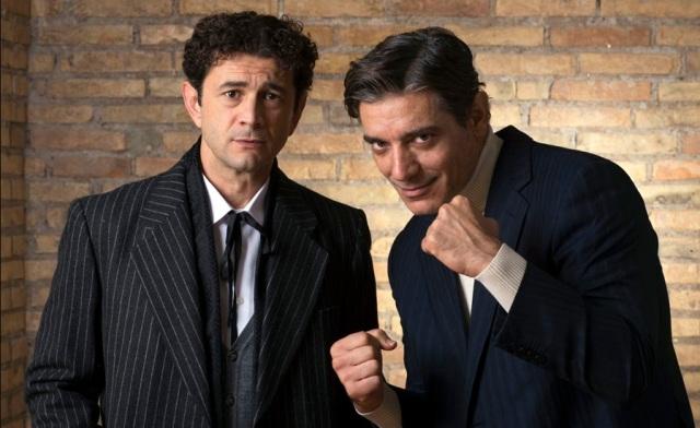 Marchioni e Zeno sono I soliti ignoti nella commedia tratta dal film di Monicelli al Teatro Verdi