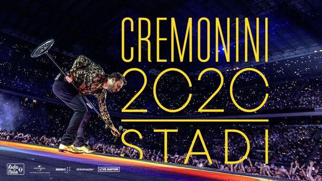 Cesare Cremonini in concerto allo Stadio Artemio Franchi è stato rinviato, la data è da definirsi