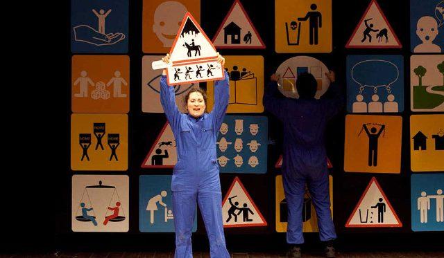 La Repubblica dei bambini a Teatri di Confine