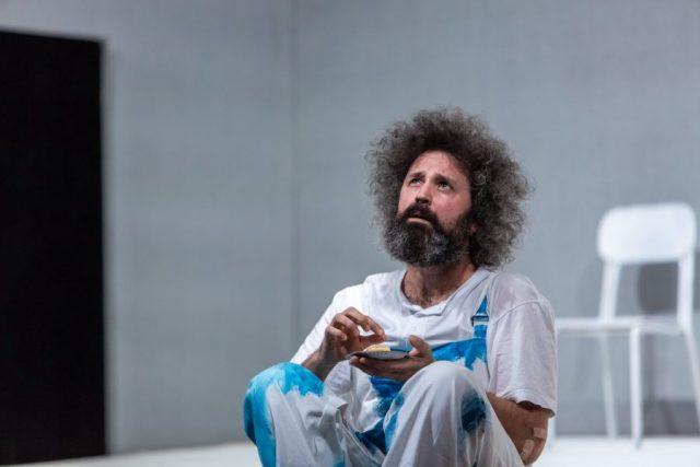 Manuale di Volo per Uomo con Simone Cristicchi al Teatro Goldoni