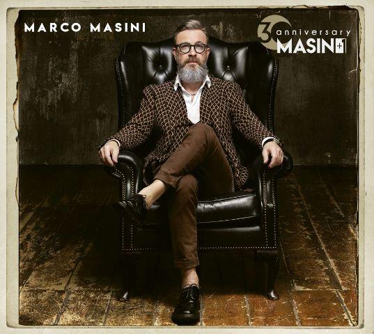 Marco Masini +1 30Th Anniversary il nuovo album. Il cantante sarà in concerto con tre date al Teatro Verdi