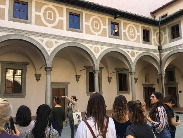 Visite guidate a tema alla scoperta del Museo degli Innocenti fra storie, memorie e quotidianità