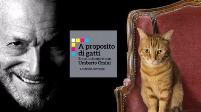 A Proposito dei Gatti con Umberto Orsini al Teatro delle Arti