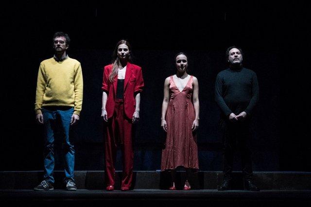 Prometeo con Oscar De Summa al Teatro Fabbricone