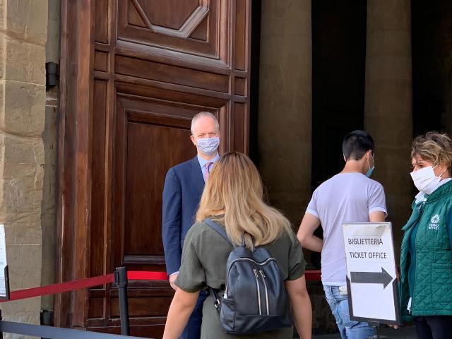 Riaprono i musei di Palazzo Pitti