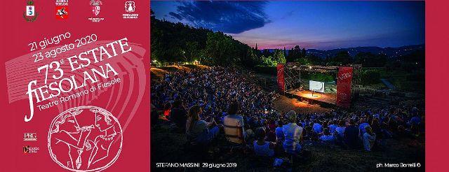 L'estate Fiesolana la 73^ edizione tra concerti, teatro e cinema