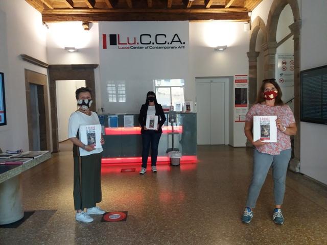 Nuova collaborazione tra il LU.C.C.A e l'associazione Lucca Info&Guide non solo visite guidate ma anche progetti speciali
