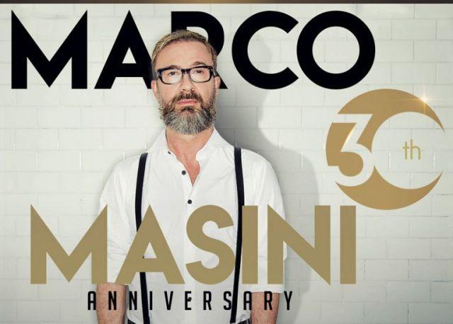 Marco Masini: rinviate le date di maggio del tour al Teatro Verdi al 2021