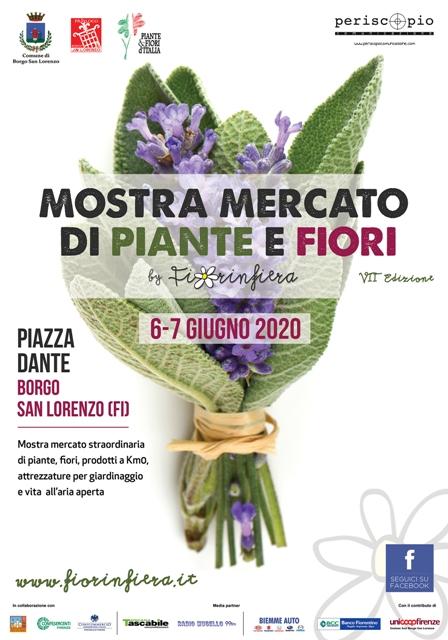 Mostra Mercato di Piante e Fiori a Borgo San Lorenzo