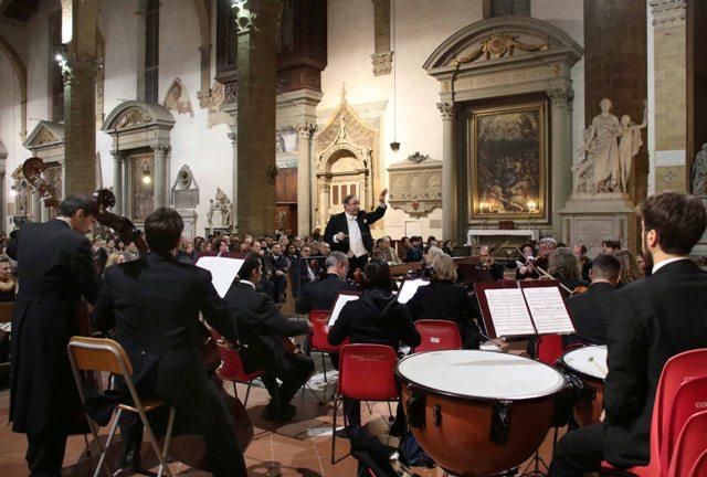 Tornano i concerti dell'Orchestra da Camera Fiorentina
