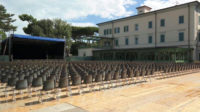 Villa Bertelli Live