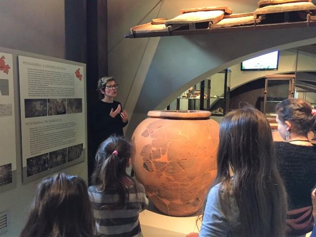 Agosto al Museo archeologico di Artimino