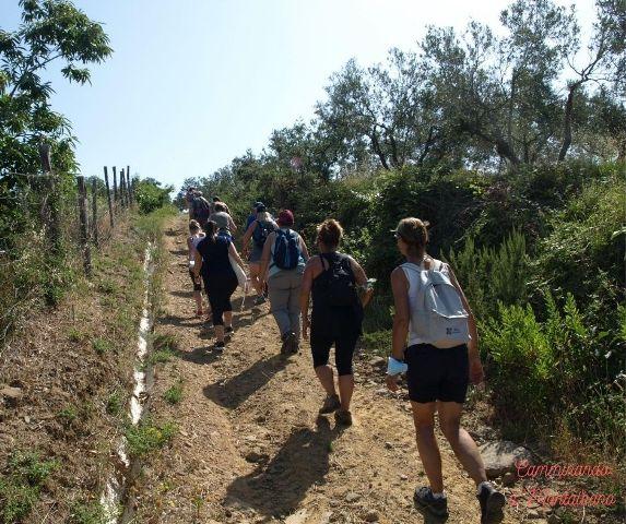 Camminando il Montalbano Agosto 2020