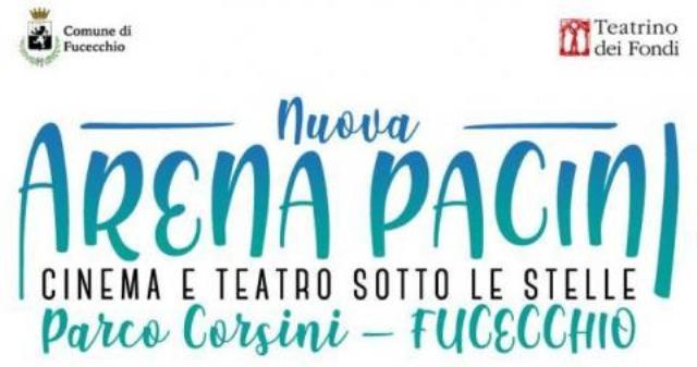 Nuova Arena Pacini, cinema e teatro sotto le stelle al Parco Corsini