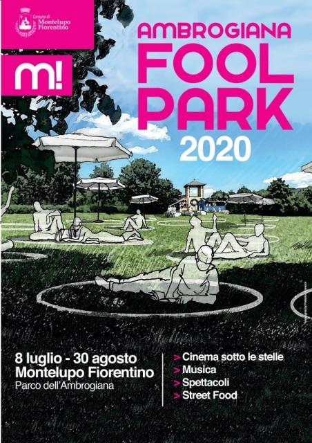 Ambraogiana Fool Park, vivi l'estate in sicurezza nel Parco dell'Ambrogiana: musica, cinema, spettacoli, street food