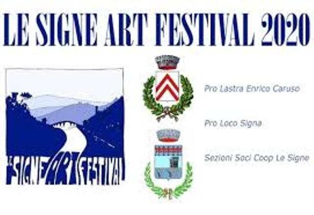 Al via la prima edizione de Le Signe Art Festival