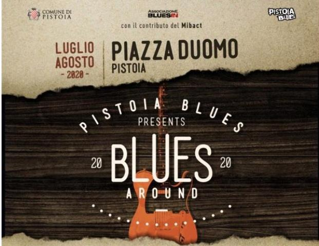 Pistoia Blues presenta Blues Around: Edoardo Bennato, Negrita, Alex Britti Raphael Gualazzi, Bud Spenser Blues Explosion