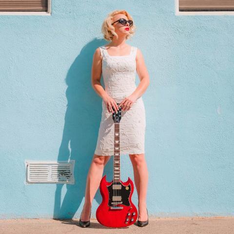 Samantha Fish riconferma il suo concerto al Pistoia Blues Festival 2021