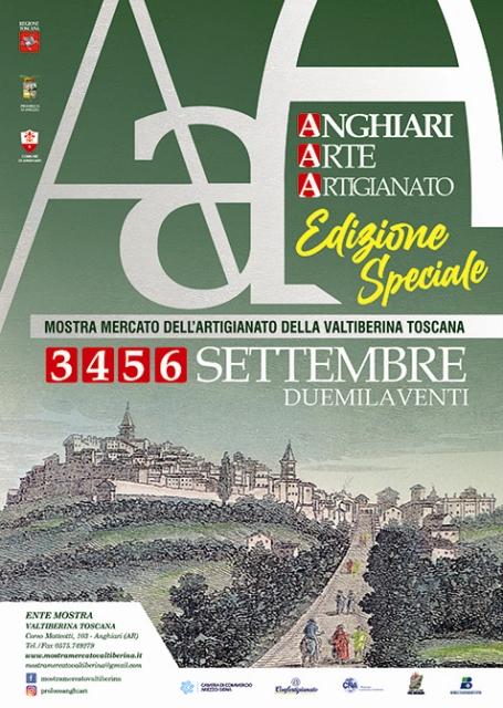 Mostra Mercato dell'artigianato della Valtiberina Toscana edizione speciale