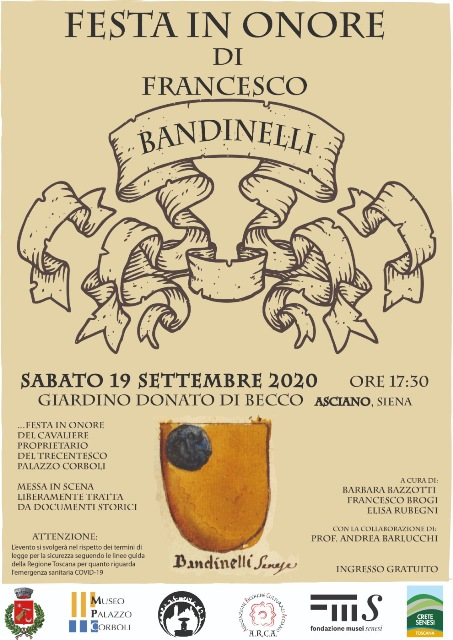 Festa in Onore di Francesco Bandinelli