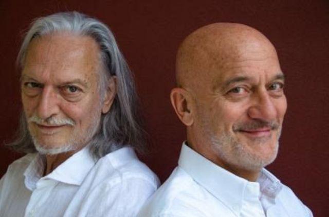 Ma tu sei felice? con Claudio Bisio e Gigio Alberti al Teatro Romano di Fiesole