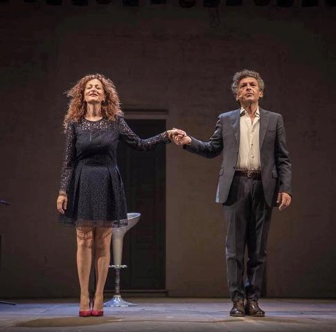 Il mio nome è Caino con Ninni Bruschetta e Cettina Donato, lo spettacolo contro la mafia al Teatro Fonderia Leopolda