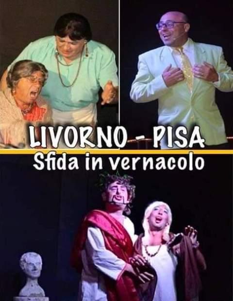 La Disfida in Vernacolo Pisa Livorno