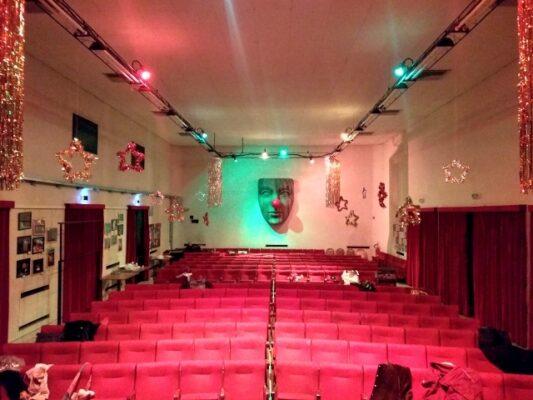 Ripartono le attività del Centro di Teatro Internazionale con la rassegna Abbracci programma 2020/2021