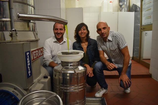 Festa dell'olio novo all'antico Frantoio del Rio Grifone a Vicopisano