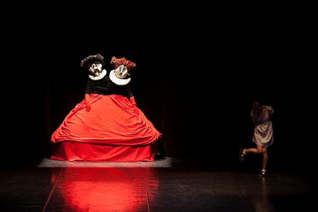 Greta La Matta al Teatro Fabbricone per la rassegna Met Ragazzi