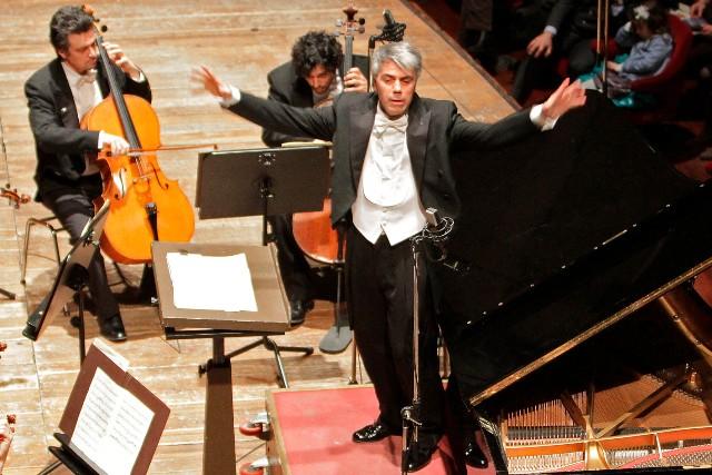 Universo Bach integrale dei concerti per pianoforte e orchestra con l'Orchestra da Camera Fiorentina