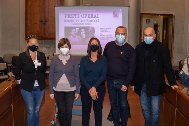 Preti Operai Toscani, il docu-film che racconta tre don: Bruno Borghi, Sirio Politi e Renzo Fanfani