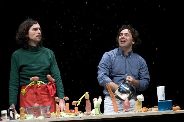Sandokan con i Sacchi di Sabbia al Minima Teatro di Empoli
