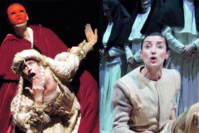A Debita Distanza in prima assoluta al Teatro Politeama