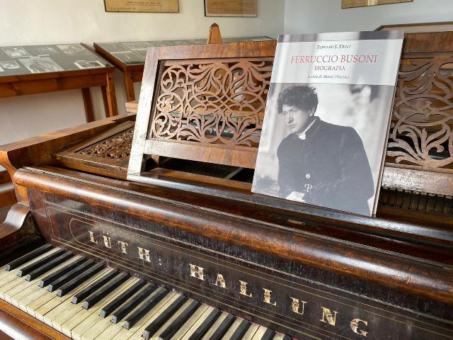 Ferruccio Busoni, ecco la biografia in italiano. La presentazione al via della stagione concertistica