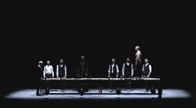 Macbettu al Teatro Goldoni