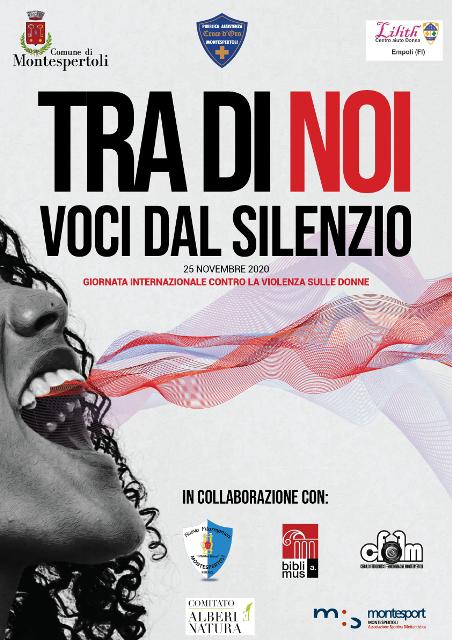 A Montespertoli si celebra la Giornata internazionale contro la violenza sulle donne