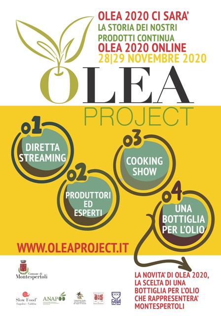 Olea Project 2020 online